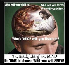 Part 2                                                       Spiritual Warfare -Battlefield Of The Mind